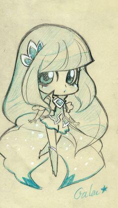 Chibi Princess Talia of Xeris