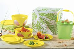 Catalog Host Exclusive Set. Double Host Reward Now Through May 31, 2013 for Tupperware's 65th Birthday. Get this host gift plus spend your host credits tax and shipping free.