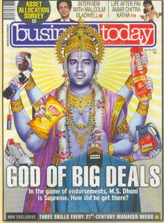 Magazine cover case: Indian court issues non-bailable arrest warrants for MS Dhoni - The Express...