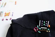 What You'll Be CreatingThis season's fashion is all about embellishment. Great news if you're handy with a needle and thread! Update tired old winter clothes with some colourful beads and inject...