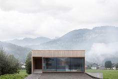 """design-fjord: """" Detached House with Showroom Designer - Ao Architekten """""""