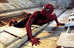 """Below are images from """"SPIDER-MAN"""" , the 2002 adaptation of Marvel Comics' superhero. Directed by Sam Rami, the movie starred Tobey Ma..."""