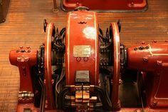Pratt Engine Room  by nycgeo