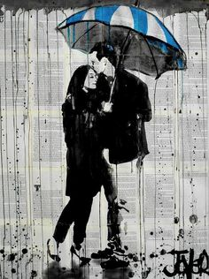 Loui Jover is an Australian painter that has found own unique approach in creating romantic images by using the ink and vintage book papers. His works are technically rather simple and the palette …