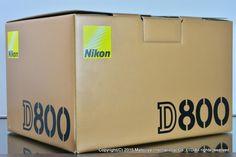 NIKON D800 36.3 MP Digital SLR Camera Body Excellent #Nikon