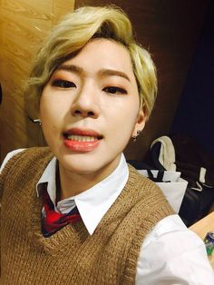 Image about cute in Zico ♡ by mel♡ on We Heart It Kyung Park, Zico Block B, B Bomb, Korean Star, Korean Bands, Cute Images, Minhyuk, Future Husband, Boy Groups