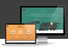Wilder, A Fully Responsive One Page WordPress Theme Available For Download