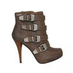 Killah Keila Boots Womens in Mud