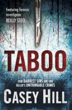 Taboo by Casey Hill is the Kindle Deal of the Day for those in the UK (the US edition is $2.99).