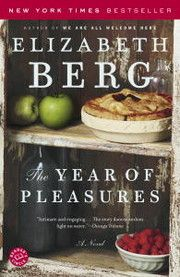 The book club loves Elizabeth Berg, too. I particularly found this one touching.