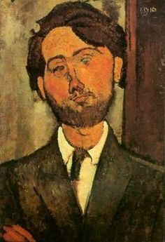 Modigliani. I've always like his portraits of men more than his of women.