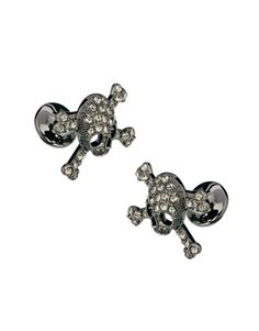 Vivienne Westwood Skull Cufflinks
