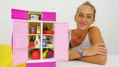 Spielzeug auspacken: Der neue Kühlschrank - Tolle Spielsachen für Kinder...