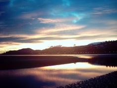Nelson's Tahunanui Beach - one of my great loves. . . .and where I proposed to the other one.