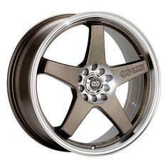"auto-parts-general: Enkei 18"" EV5 Performance Wheel/Rim | Bronze | 18x7.5"" | 5x100/5x114.3 | 45mm #motor - Enkei 18"" EV5 Performance Wheel/Rim | Bronze | 18x7.5"" | 5x100/5x114.3 | 45mm..."