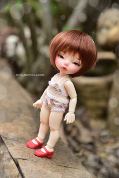 #bjd #abjd #balljointdoll #dollofstargram #instadoll #dollstargram #toy #paint #painting #painted #repaint #handmade #nomyens #nomyensfaceup #dollfairyland #fairylanddoll #fairylanddoll #pukifee #pukifee ante Star G, Fairy Land, Ball Jointed Dolls, Bjd, Disney Princess, Disney Characters, Handmade, Painting, Hand Made