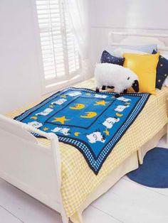 Counting Sheep Blanket: #knit #knitting #free #pattern #freepattern #freeknittingpattern #knittingpattern