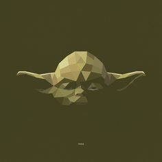 Star Wars character illustrations by Tim Lautensack