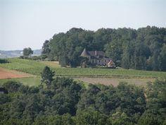Route De Pombonne, 24100 Creysse, Frankrig 101 - Eventyrslot med vinmarker, Chateau la Closerie, i Sydvest Frankrig #frankrig #landejendom #boligsalg #selvsalg #creysse #vinslot