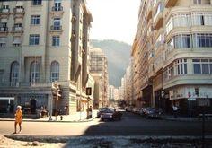 Rua Rodolfo Dantas, em Copacabana - 1971
