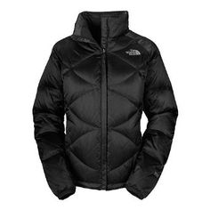 The North Face Womens Aconcagua Jacket Black