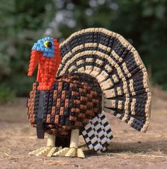LEGO Centerpieces: Thanksgiving Just Got So Much Better | Apartment Therapy