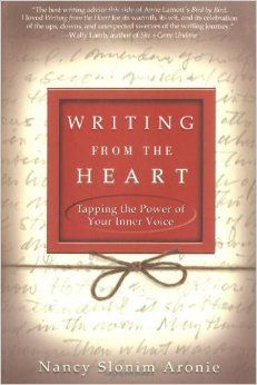 Writing from the heart