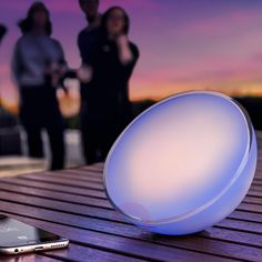 Philips Hue Go, White + Color Ambiance Italian Lighting, Modern Lighting, Philips Hue Go, Modern Light Fixtures, Works With Alexa, Light Project, Kit Homes, Light Table, Smart Home
