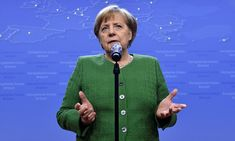 Angela Merkel admits there are 'no-go' areas in Germany