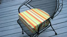 You Can Make Outdoor Cushions | DIY Home Staging Tips