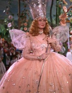 Billie Burke ~ August 7, 1884 – May 14, 1970 Wizard of Oz Good Witch