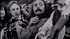 Crosby Stills Nash & Young - VH1 Legends Documentary