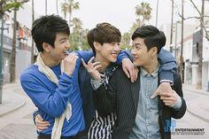 Jr, Mark, Jackson - [STARCAST] GOT7's just right summer vacation! Shining seven boys' 'GOTCHA, PERFECT GETAWAY in LA'