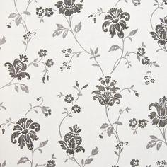 6450-3 behang bloemen vinyl klassiek
