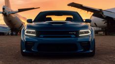 Dodge Charger Hellcat, Dodge Challenger Srt Hellcat, Modern Muscle Cars, Best Muscle Cars, Ford Mustang Shelby Gt500, Sports Sedan, Instagram, Wide Body, Photos