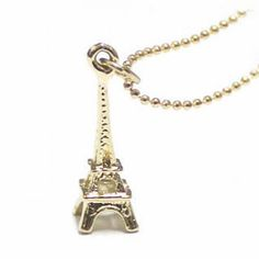 Eiffel Tower Necklace Cheap Body Jewelry, Dreamland Jewelry, Tower, Accessories, Fashion, Moda, Computer Case, Fashion Styles, Towers