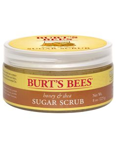 Burt's Bees Honey & Shea Sugar Scrub, 8 oz