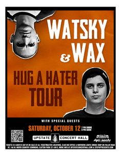 Watsky and Wax 2013