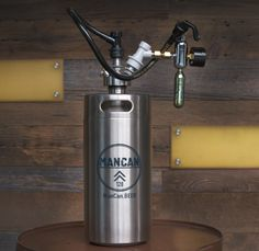 One-Gallon Portable Beer Tap