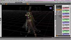 Daz 3D Tutorial - 3 Point Light Setup