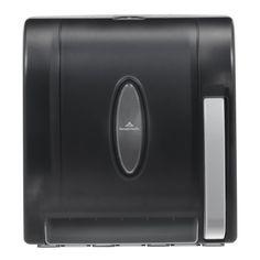 Georgia-Pacific Vista 54338 Black Hygienic Push Paddle Ro... https://www.amazon.com/dp/B004UN0E5O/ref=cm_sw_r_pi_dp_x_iTG8xbD9JPTD8