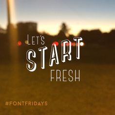 We want to share with you #FontFridays. At Pumped we are constantly on the look out for great fonts. Today's #design #font is Canter, download it here to freshen up your collection!