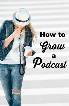 Great tips on how to grow a podcast.  Podcasting for business.  Itunes rankings, using the right keywords, and using blog content to grow your podcast audience.  Plus, such a fun Blab between three mamapreneurs.    http://brilliantbusinessmoms.com