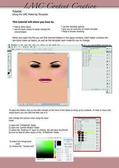LMC Make-Up Kit I TUTORIAL