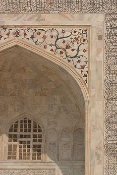 Taj Mahal, Agra, India                                                                                                                                                                                 More