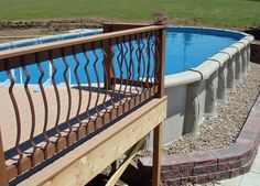 Doughboy Pool Pools Pinterest Ground Pools