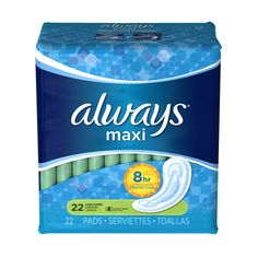Always Fresh MAXI Pads