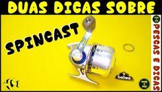 Spincast / Carretilha Duas Dicas Importantes [Pescas e Dicas]