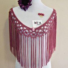 Image result for mantoncillos de crochet
