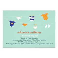 Baby Couture Baby Shower Invite #baby #couture #shower #invite